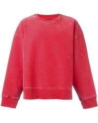 Yeezy Crew Neck Sweatshirt - Blue