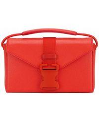 Christopher Kane Devine Bag - Red