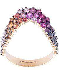 Ana Khouri - Simplicity Ring - Lyst