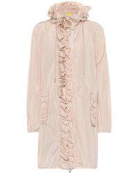 Moncler Genius 4 Moncler Simone Rocha Ruffled Jacket - Pink