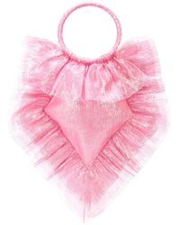 The Vampire's Wife Sacred Heart Bag - Pink