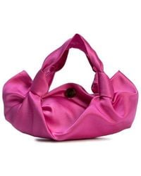 The Row - Small Ascot Bag Pink - Lyst