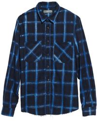 Amiri - Checked Shirt - Lyst