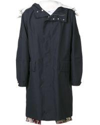 OAMC - Single Breasted Coat - Lyst