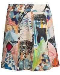Chufy Wild Skirt - Multicolor