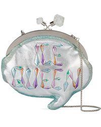 Sophia Webster - Ice Queen Bubble Clutch Bag - Lyst