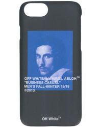 Off-White c/o Virgil Abloh - Bernini Iphone 8 Case - Lyst