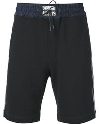 Marc Jacobs - Contrasted Waistband Track Shorts - Lyst