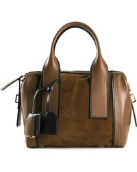Pierre Hardy - Contrasting Panel Tote - Lyst