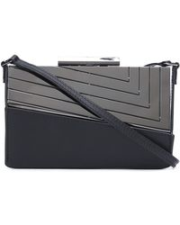 Eddie Borgo | 'vic' Geometric Minaudiere Bag | Lyst