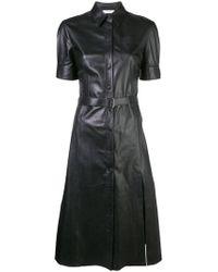 Altuzarra Kieran Leather Dress - Black