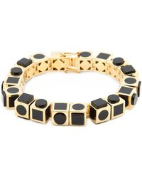 Eddie Borgo - 'mosaic Cube' Bracelet - Lyst