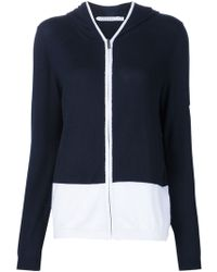 Callens - Hooded Zip Jacket - Lyst