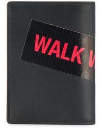 Raf Simons Walk With Me Wallet - Multicolour
