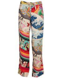 Chufy - Trippin Pajama Pants - Lyst