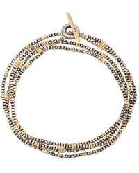 M. Cohen - Beaded Wrap Bracelet - Lyst