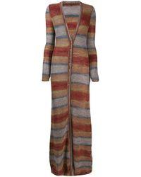 Jacquemus - Striped Multicolor Cardigan - Lyst