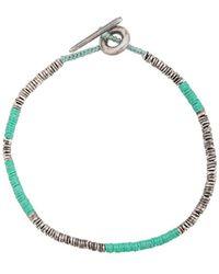 M. Cohen - Hook And Eye Bracelet - Lyst