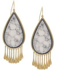 Aurelie Bidermann | Drop-shaped Earrings | Lyst