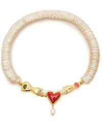 Heimat Atlantica - Love Necklace - Lyst