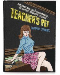 Olympia Le-Tan - 'teacher's Pet' Clutch - Lyst