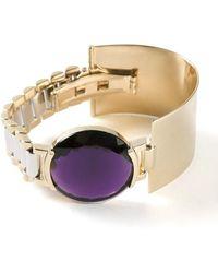 Delfina Delettrez - 'timeless' Bracelet - Lyst