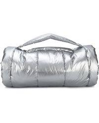 PUMA Fenty X By Rihanna Metallic Barrel Bag