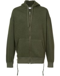 Faith Connexion | Zipped Hooded Sweatshirt | Lyst