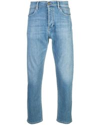 CALVIN KLEIN JEANS EST. 1978 Narrow-fit Jeans - Blue