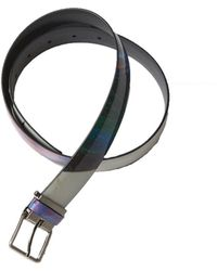 Acne | Oryx Ap Print Belt | Lyst