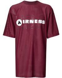 Hood By Air - Airness Logo T-shirt - Lyst