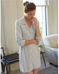 The White Company - Jersey Nightshirt - Lyst