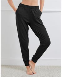 The White Company | Deep Waistband Pull On Trousers | Lyst