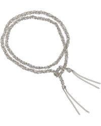 The White Company - Braided Chain Friendship Bracelet - Lyst