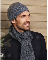 The White Company - Cashmere Beanie Hat - Lyst