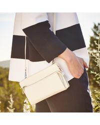 The White Company - Essentials Cross Body Bag - Lyst