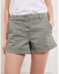 The White Company - Chino Shorts - Lyst