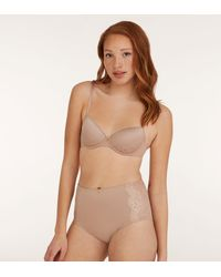 Thirdlove Lace High Brief - Natural