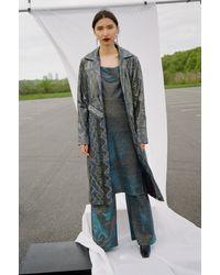VEDA Klein Coat Jewel Snake - Blue