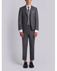 Thom Browne - Super 120s Suit With Tie - Lyst