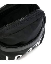 DSquared² Men's Icon Belt Bag Black