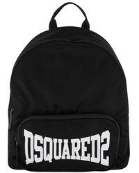 DSquared² Backpack Colour: - Black