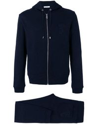 Versace Tracksuit Navy - Blue