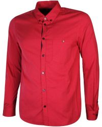 Marc Jacobs - Rock Lobster Oxford Shirt - Lyst