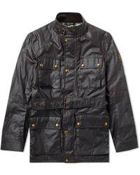 Belstaff Roadmaster Jacket - Black
