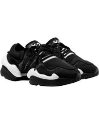 Y-3 Ren Sneakers Black