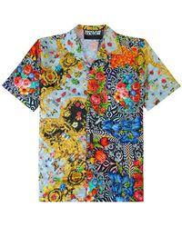 Versace Jeans Floral Print Shirt - Multicolor