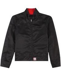 KENZO Harrington Jacket Black