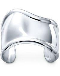 Tiffany & Co. Elsa Peretti® Small Bone Cuff - Multicolour
