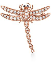 Tiffany & Co. Tiffany Enchant® Dragonfly Brooch - Multicolour